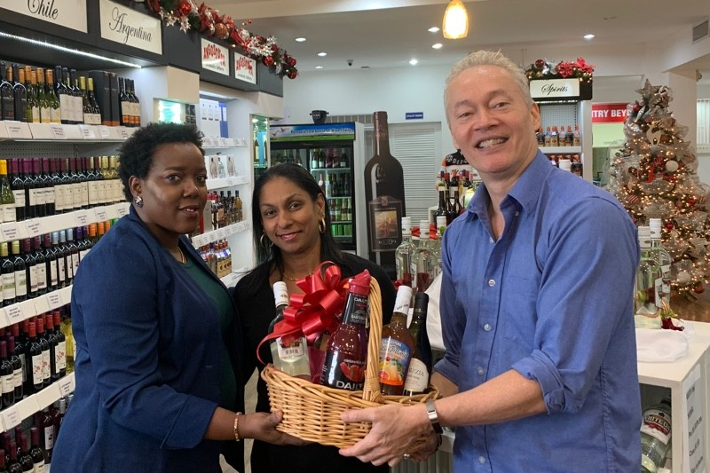 Congratulations to our Solera Lime Hamper Winner