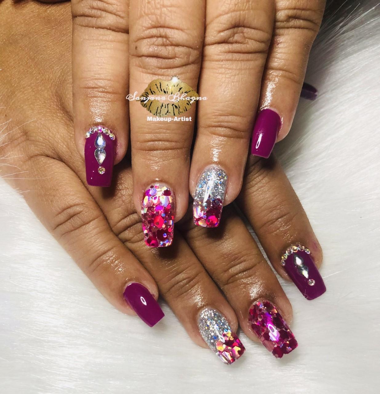 Gel Polish   My nails, Gel polish, Acrylic nails