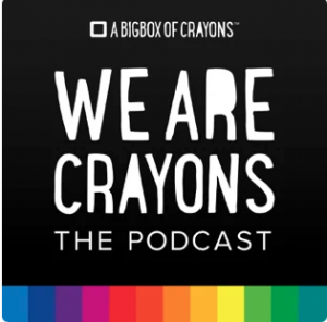 crayons podcast
