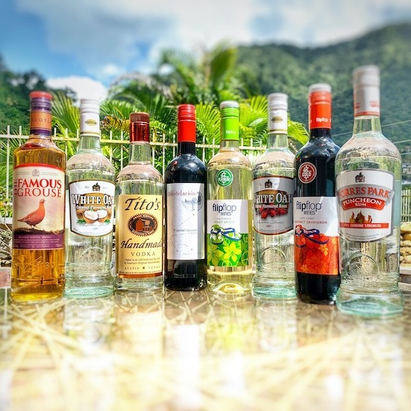 Win some free alcohol for your carnival