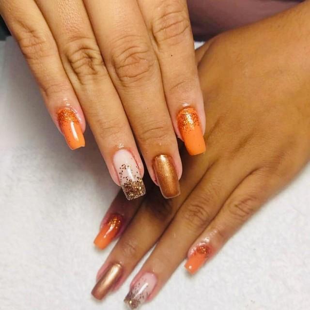Discounted Gel Manicure & Pedicure Combo