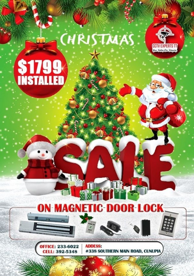 Sale on Magnetic Door Locks!