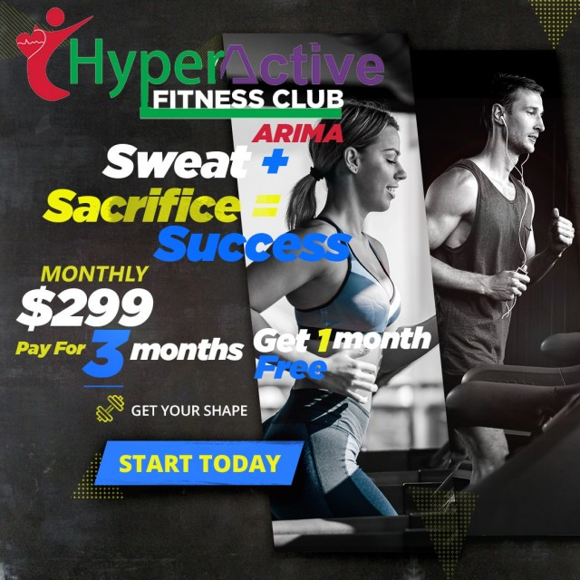Pay for 3 months and get 1 month free!