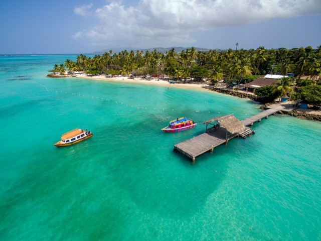 Win a two night stay in Tobago with the purchase of your wedding dress!
