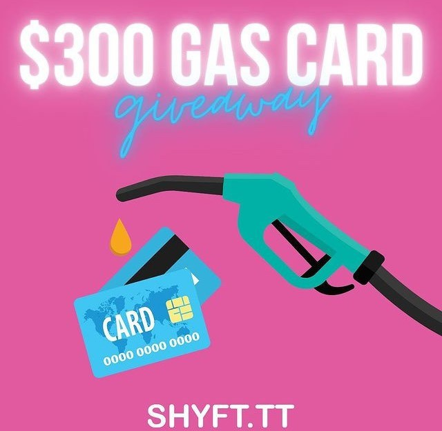 Win a $300 Gas card to Peake's Gas Station!
