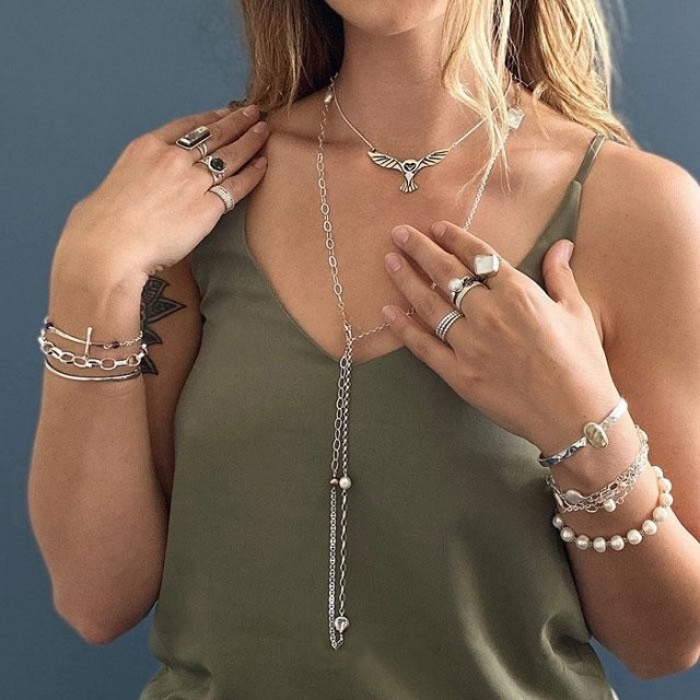 40% Off Selected Silver Items!