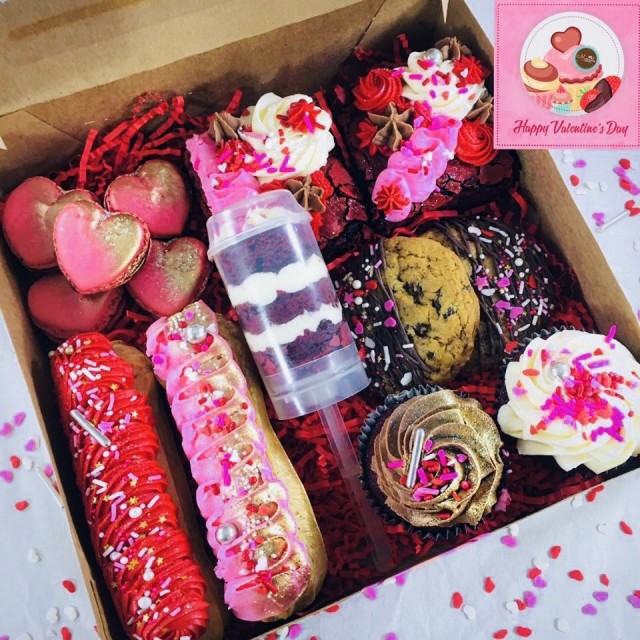 Valentine's Special Couples Box for $300.00!