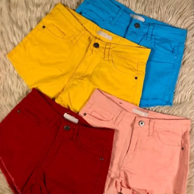 Discounted Denim Shorts!