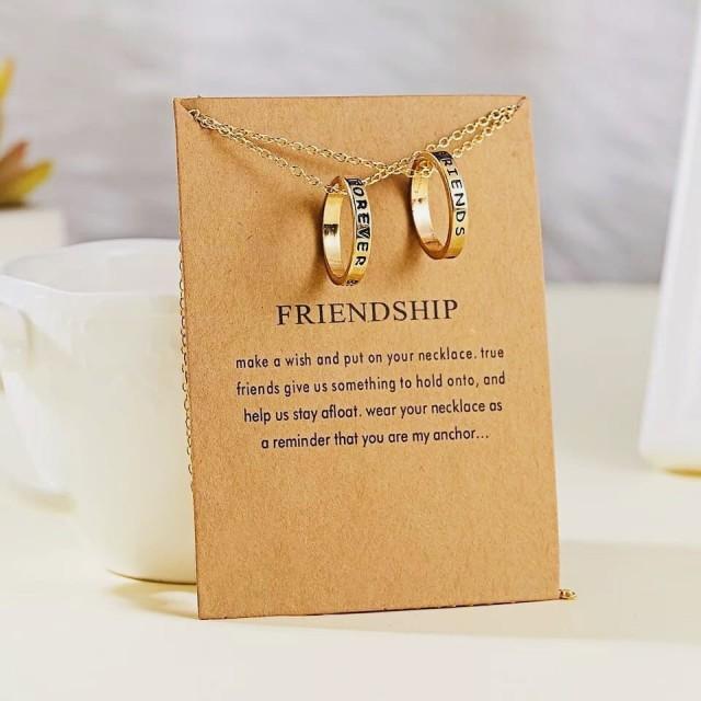 Friendship Necklace Sale!