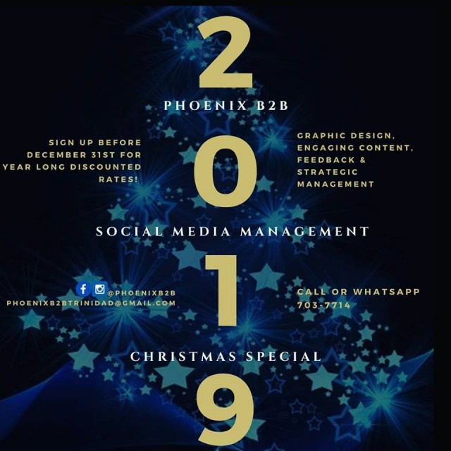 Discounted Social Media Management Packages!